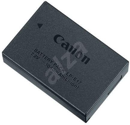 Canon LP-E17 - Fényképezőgép akkumulátor