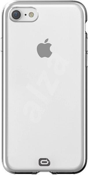 Odzu Protect Thin Case Clear iPhone 8 - Mobiltartó