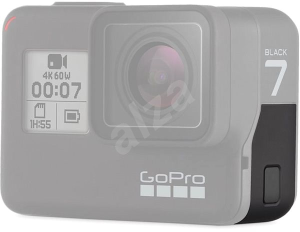 GOPRO Replacement Side Door Black - Tartozék