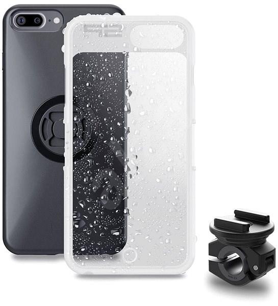 SP Connect Moto Mirror Bundle iPhone 8 Plus/7 Plus/6S Plus/6 Plus - Autós tartó