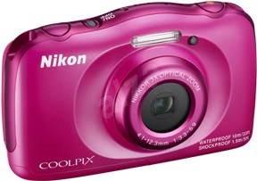 0c230e346d0f Nikon COOLPIX S33 rózsaszín hátizsák szett - Digitális fényképezőgép ...