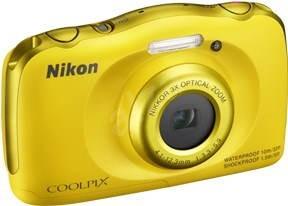 c9db92d1e9e0 Nikon COOLPIX S33 sárga hátizsák szett - Digitális fényképezőgép ...