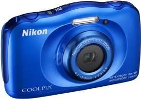 a7d8ce9bbc16 Nikon COOLPIX S33 kék hátizsák szett - Digitális fényképezőgép | Alza.hu