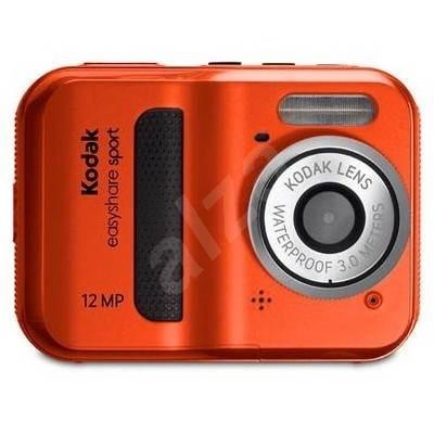 Kodak EasyShare C123 red - Digital Camera