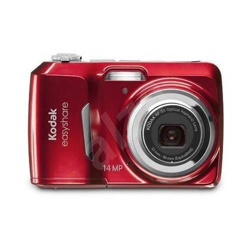 Kodak EasyShare C1530 red - Digital Camera