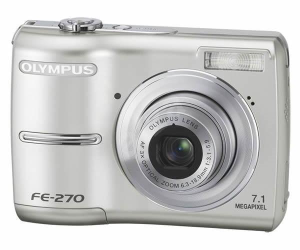 Digitální fototaparát Olympus FE-270 Zoom - Digital Camera