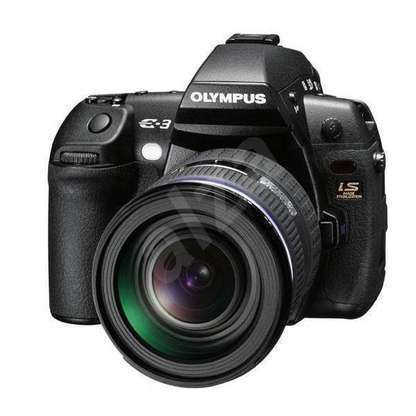 Olympus E-3 KIT + objektiv 12-60mm - DSLR Camera