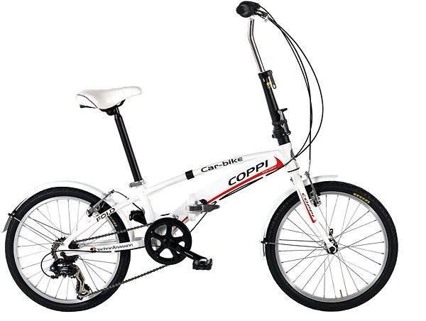 331de2245e32 Coppi XP1X20206 - Összecsukható bicikli - 20