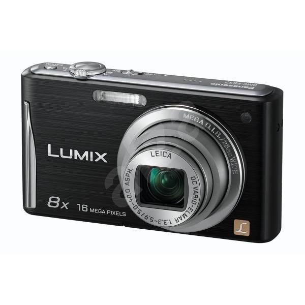 Panasonic LUMIX DMC-FS37EP-K černý - Digital Camera