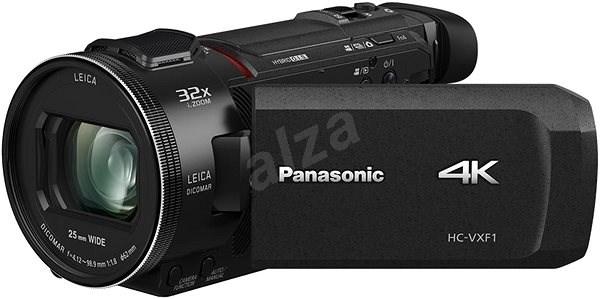 Panasonic VXF1 - Digitális videókamera
