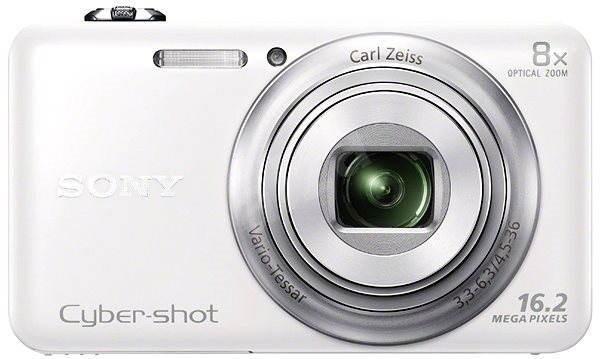 Sony CyberShot DSC-WX80 white - Digital Camera