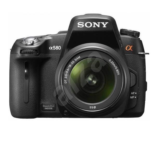 Sony DSLR-A580 + 18-55mm - DSLR Camera