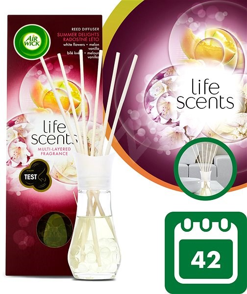 AIR WICK Incense Joyful Summer illatosító 25 ml - Füstölő