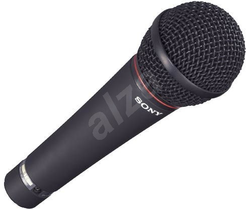 Sony F-780 - Mikrofon