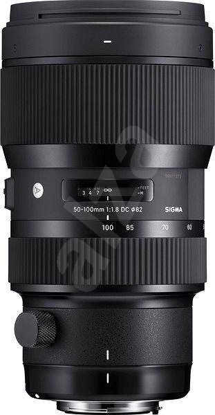 SIGMA 50-100 mm F1.8 DC HSM Canon ART - Objektív
