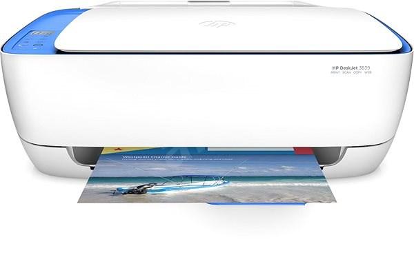 HP DeskJet 3639 All-in-One - Tintasugaras nyomtató