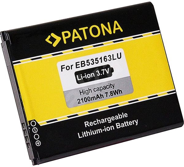 PATONA Samsung EB535163LU 2100mAh 3,7V Li-Ion - Mobiltelefon akkumulátor