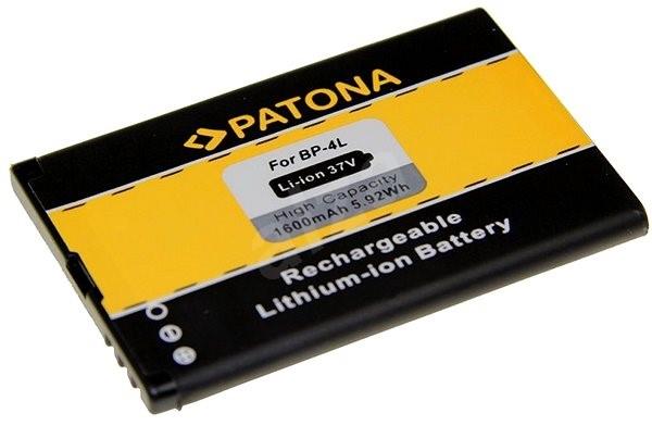 PATONA Nokia BP-4L 1600mAh 3,7V Li-Ion - Mobiltelefon akkumulátor