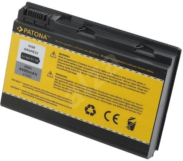 PATONA ntb Acer 5220/5620 4400mAh Li-Ion 11.1V! - Laptop-akkumulátor