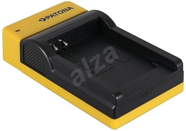 PATONA Fotó Canon NB-4L/NB-5L slim, USB - Akkumulátortöltő