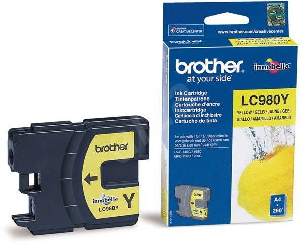 Brother LC-980Y - Tintapatron
