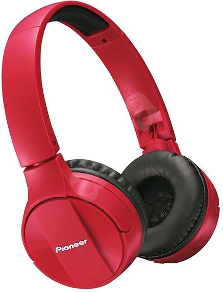 Pioneer SE-MJ553BT-R piros - Fej- Fülhallgató  d6a2bafc8b