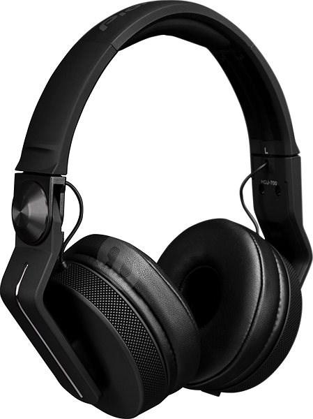Pioneer HDJ-700-K fekete - Fej- Fülhallgató  aefb74023c