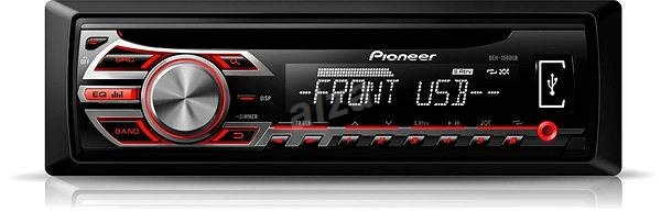 Pioneer DEH-1500UB - Car Stereo Receiver