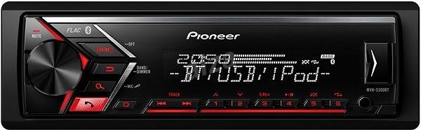 Pioneer MVH-S300BT - Autórádió