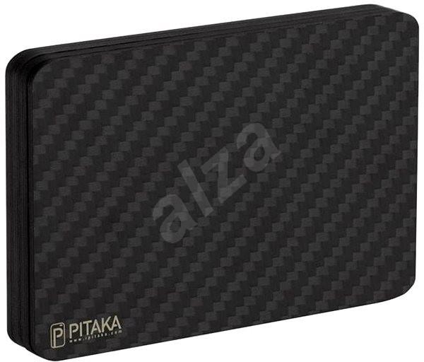 Pitaka MagWallet Carbon hardveres pénztárca - Hardveres pénztárca ... 275bbf262c