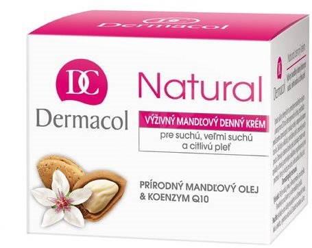 DERMACOL Natural mandula nappali krém 50 ml - Arckrém