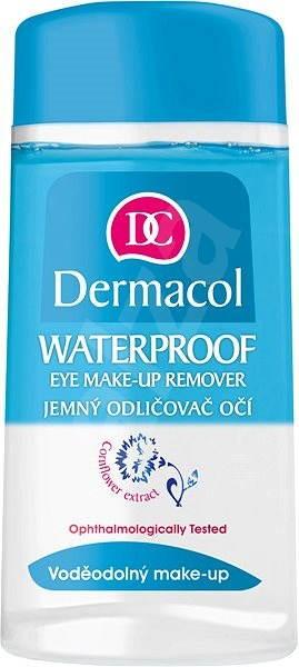 DERMACOL Waterproof Eye Make-up Remover 125 ml - Sminklemosó