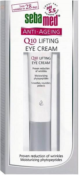 SEBAMED Anti-Age Q10 Lifting Eye Cream 15 ml - Szemkörnyékápoló