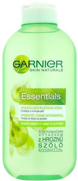 Garnier Skin Naturals Essentials Frissítő arctisztító tonik 200 ml - Arctisztító víz