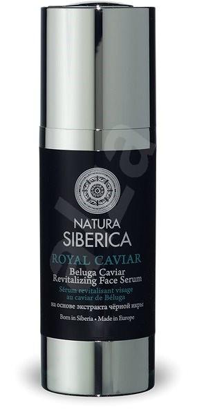 NATURA SIBERICA Royal Caviar Revitalizing Face Serum  30  ml - Arcápoló szérum