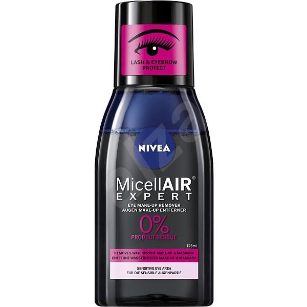 NIVEA MicellAIR Expert Eye Make-up Remover 125 ml - Sminklemosó