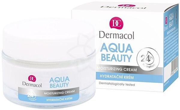 DERMACOL Aqua Beauty Moisturizing Cream 50 ml - Arckrém