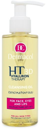 DERMACOL Hyaluron Therapy 3D Cleaning Oil 150 ml - Arcápoló olaj