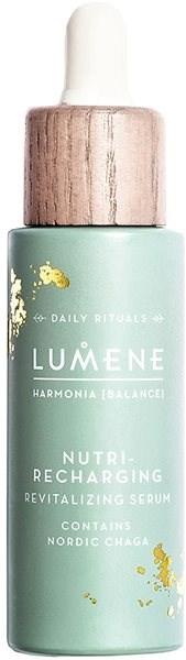 LUMENE Harmonia Nutri-Recharging Revitalizing Serum 30 ml - Arcápoló szérum