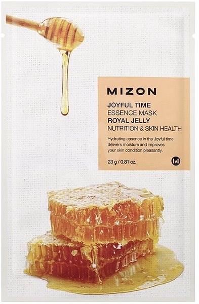 MIZON Joyful Time Essence Mask Royal Jelly 23 g - Arcpakolás