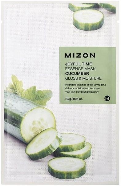 MIZON Joyful Time Essence Mask Cucumber 23 g - Arcpakolás