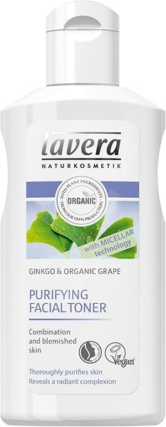 LAVERA Purifying Facial Toner 125 ml - Arctisztító víz