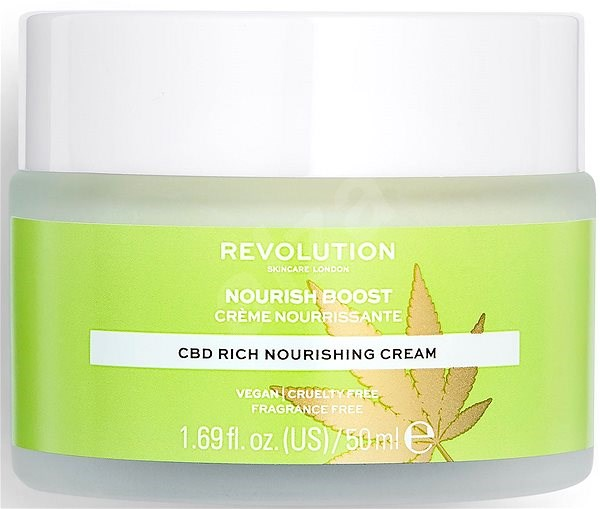 REVOLUTION SKINCARE Nourish Boost 50 ml - Arckrém