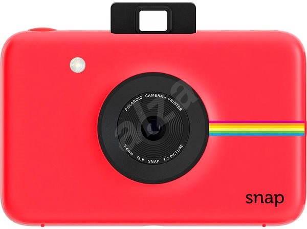Polaroid Snap instant piros - Instant fényképezőgép  b06b97b060