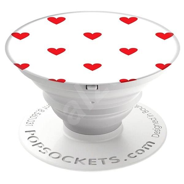 PopSockets Hearting - Tartó