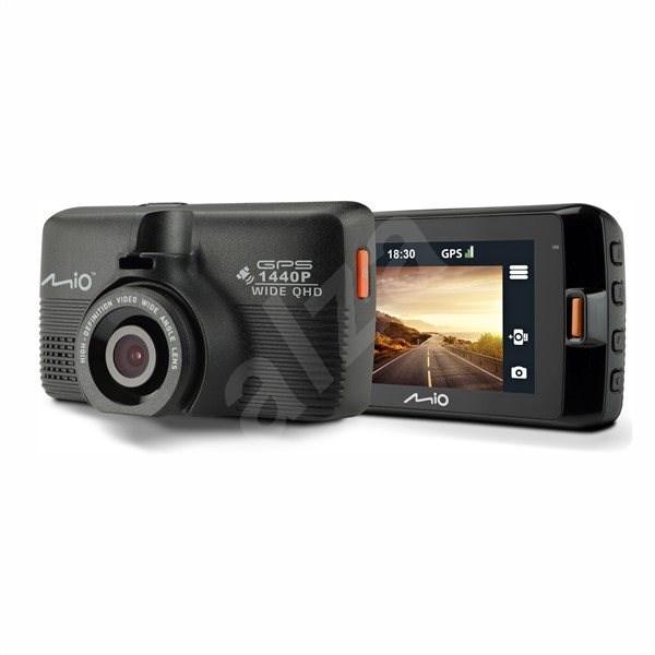 MIO MiVue 751 QUAD HD autós menetrögzítő kamera - Autós kamera