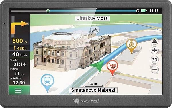 NAVITEL E700 Lifetime - GPS navigáció