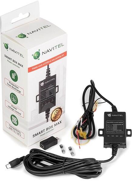 NAVITEL Smart Box Max - Adapter