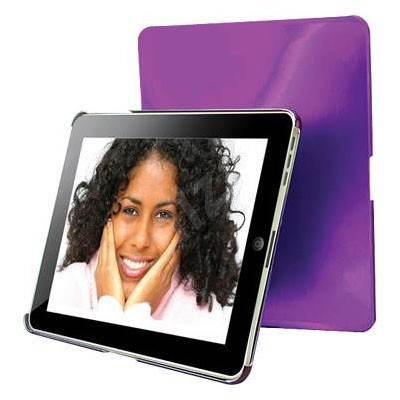 Glossy PC Sleeve Purple - Tablet Case