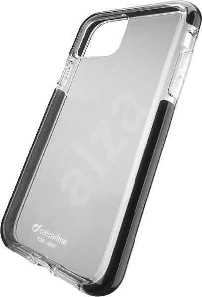 Cellularline Tetra Force Shock-Twist Apple iPhone 11 Pro Max, átlátszó - Mobiltelefon hátlap